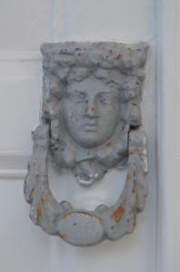 photo of door knocker
